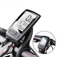 Wireless Bluetooth4.0 Bicycle Speedometer Bicycle Computer Mount Holder Speed/Cadence Sensor Waterproof Cycling Bike Computer