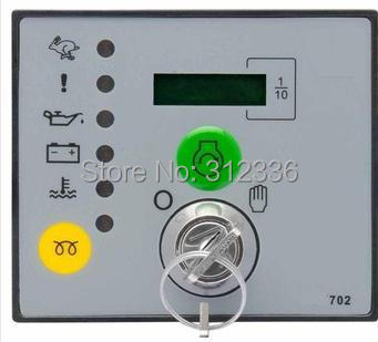 Free Shipping D e e p S e a controller DSE702 suit for diesel generator