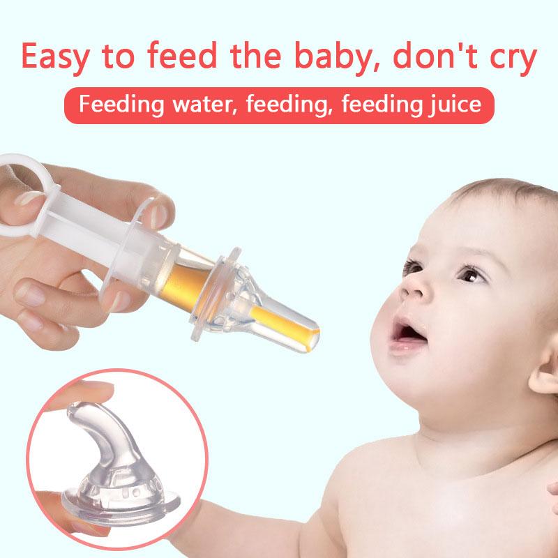 Дозатор для подачи лекарств, соска для кормления, посуда для здоровья, PP, детское кормление, Безопасный инструмент для кормления