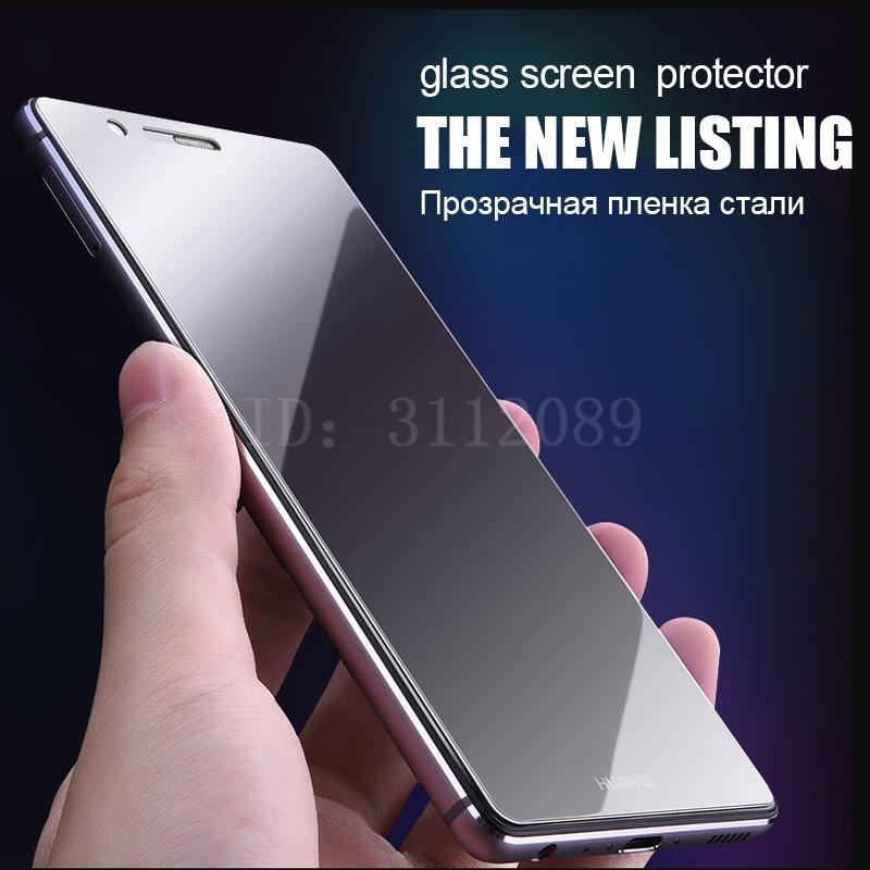 Vetro temperato per Huawei P9 P9 lite P8 P8 lite P7 Protezione dello schermo Per Huawei P8 P8 Lite Vetro Temperato Pellicola Protettiva