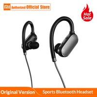 Original Xiaomi Mi Sports Bluetooth Headset Bluetooth 4.1 Music Earbuds Mic IPX4 Waterproof Wireless Earphones for Xiaomi Redmi