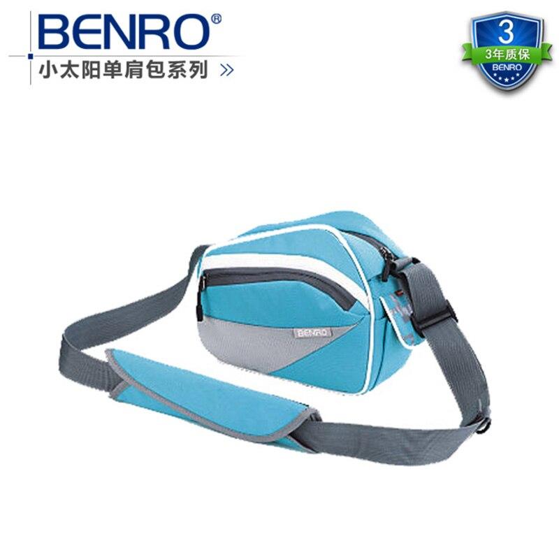 Benro Sunny 10 one shoulder professional camera bag slr camera bag rain cover benro sunny 10 black