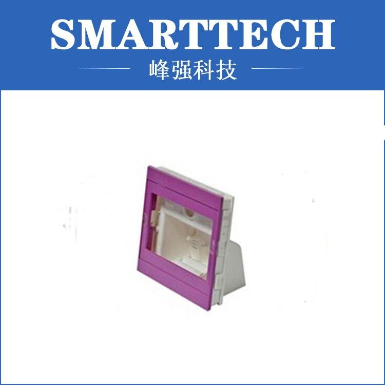 Wall socket enclosure plastic injection mould high tech plastic electric torch enclosure mould