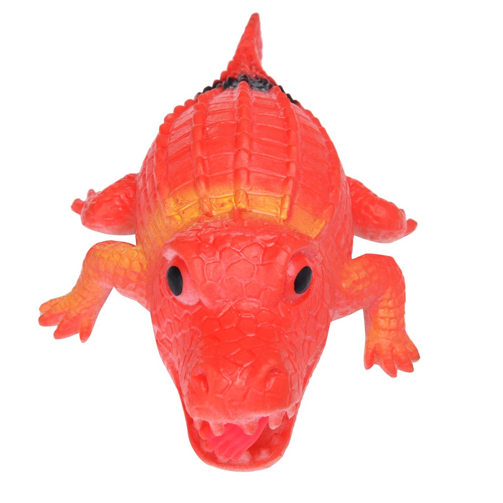 Crocodile Pops Out Leg if Squeeze 14cm Stress Relief Funny Toys 3