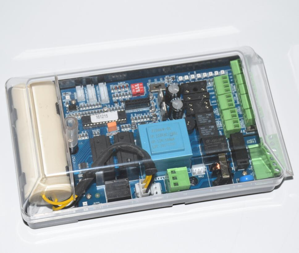 Parking Barrier Circuit Board Card Controller For Automatic Boom We Buy Boards Gate Wejoin Motor 110v 220v Accapacitor Optional In Control Readers From