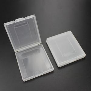 Image 3 - TingDong Beyaz Plastik Oyun Kartı Durumda Yüksek Kaliteli Oyun Kartuş Kılıfları Kutuları Nintendo Gameboy GBC