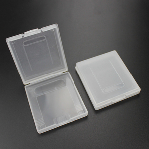 Image 3 - TingDong белая пластиковая игровая карта чехол, высококачественный чехол для картриджей с компьютерной игрой чехол s коробки для Nintendo Gameboy GBC