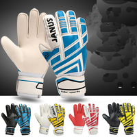 Goalie Goalkeeper Gloves,Strong Grip for The Toughest Saves, With Finger Spines to Give Splendid Protection