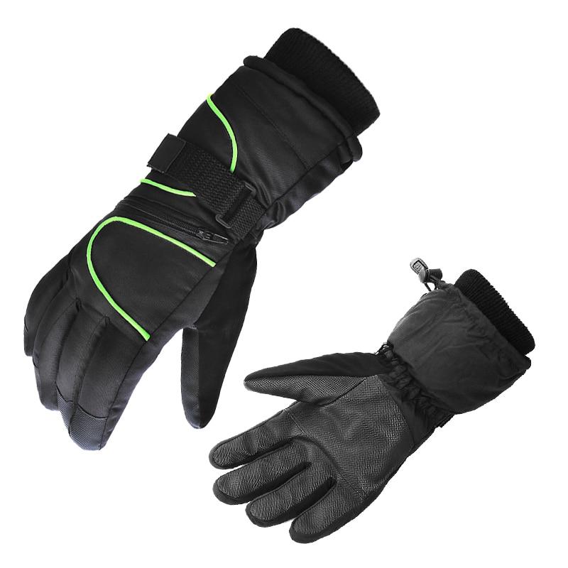 šaltos patvarios, neperšlampamos audinio slidinėjimo pirštinės, - Įrankių komplektai - Nuotrauka 3