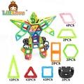 MylitDear Робот 108 Шт. Регулярные Enlighten Магнитный Конструктор Строительные Блоки Кирпичи Развивающие Игрушки