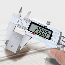digital caliper Stainless Steel Electronic Digital Vernier Caliper 6Inch 0-150mm Metal Micrometer Measuring tool caliper Gauges стоимость