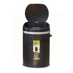 Stainless steel  Smart trash can induction Home living room hotel bathroom Large intelligent waste bin 8L/10L optional 1pc
