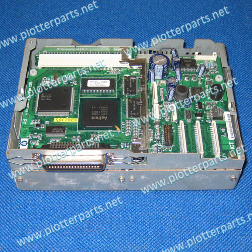 HP DesignJet 70 Electronics module montage Q6655-69162 Q6655-60120 Q6655-69120 Q6655-60045 Q6655-60108 verwendet