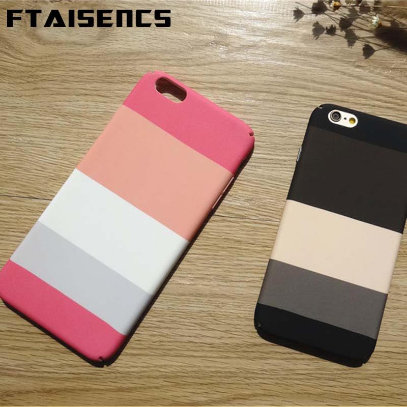 Fashion Case Silicone TPU Shock Absorption phone Case For Iphone 7/7s/8/8plus Frosted Design Skid Resistance For IPhone 7 Case