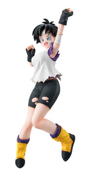 Dragon Ball Z - Videl 1