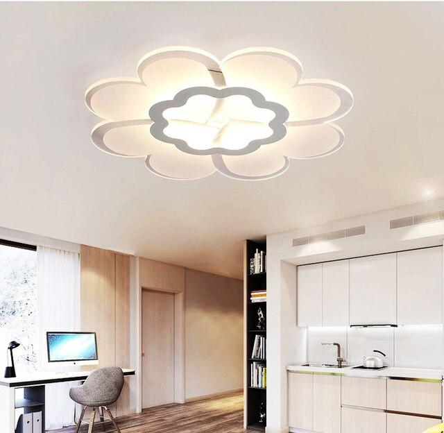 Designer Deckenleuchte Schlafzimmer Decke Design Luxury Decke Leuchten Mode  Ultradünne Led Unterputz Deckenleuchte