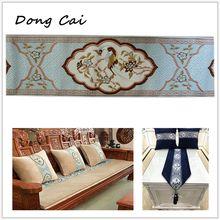 [buy 1 get free]1yard Width 12CM jacquard lace HomeTextile Garment Sewing Handmade DIY curtain sofa tablecloth decorating