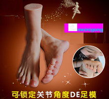 new silicone sex girls foot feet model toys dolls