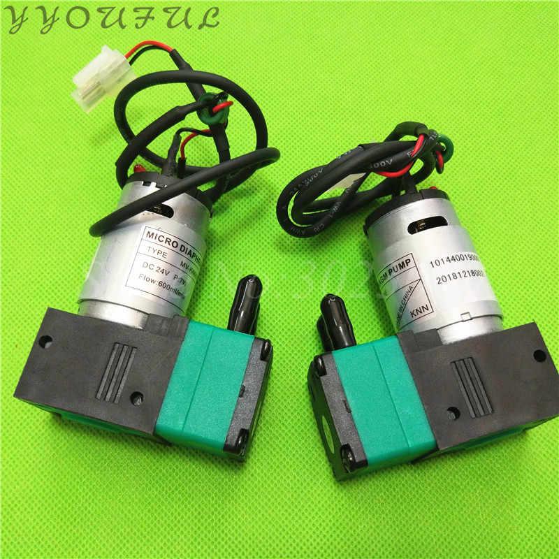 Flatbed UV Printer Ink Pump Knn 7 W Flora LJ320 LJ3208 LJ520 PQ512 KM512 Manusia Docan Gongzheng Besar UV Pompa 600 Ml/Menit 1 Pc