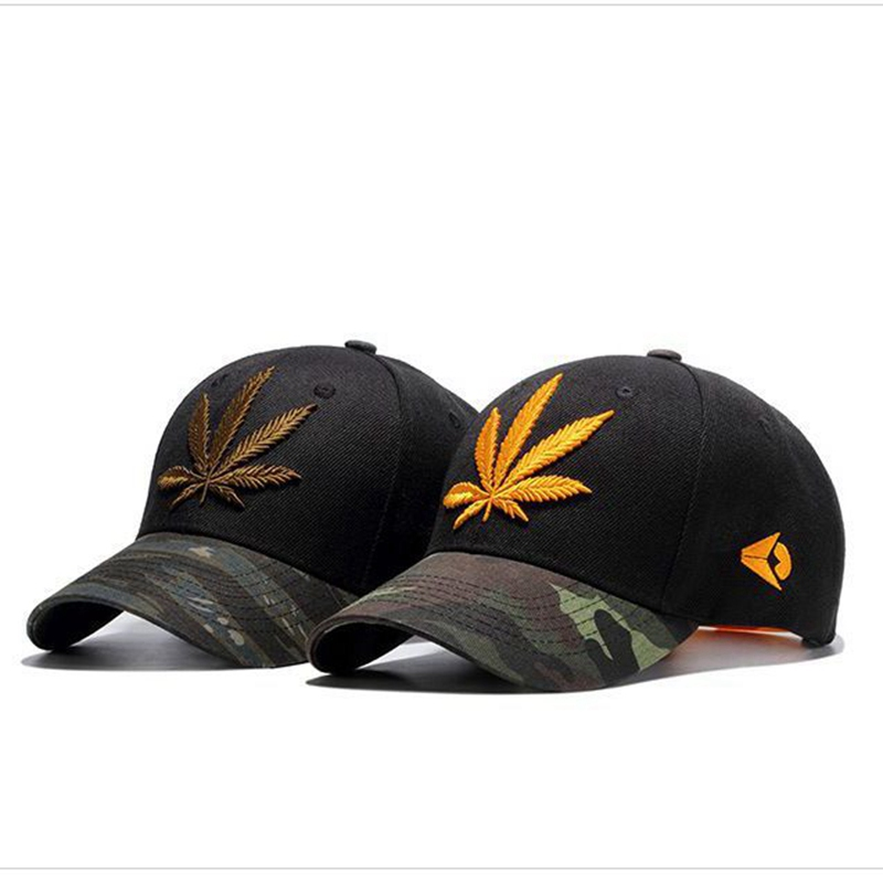 Yienws Brand Embroidery Baseball Cap Hat For Men Women Plain Curve Baseball Cap Weed Hat Bone Masculino Gorras Planas YIC477 4