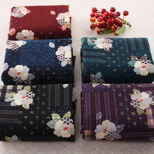 Japanese imports of cotton fabrics are handmade bag making quilts Hanfu 5 color 110CM