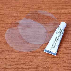 PVC Puncture Repair Patch Glue Kit Adhesive For Inflatable Toy Swimming Pools Float Air Bed Dinghies(China)