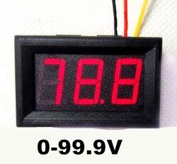 Hot sale dc 0 100v 0 56 digital car motor motorcycle voltmeter voltage meter 3 bits.jpg 250x250