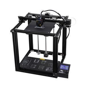 Image 4 - CREALITY 3D コア XY Ender 5 プリンタダブル Y 軸密閉構造安定した電源と電源オフ再開印刷