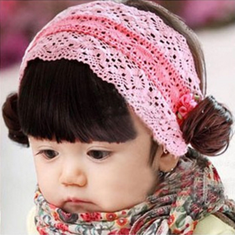 knitting newborn photography props cute baby hat baby infant headband crochet bandanas diademas bebes ninas krystal