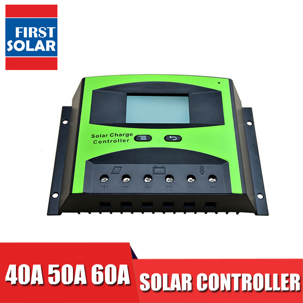 LCD 50A 60A 48V <font><b>Solar</b></font> cell <font><b>Panel</b></font> Charger Regulator Battery Controller 1KW 2KW 3KW 500W 600W 800W 1000W <font><b>1500W</b></font> 2000W 3000W image
