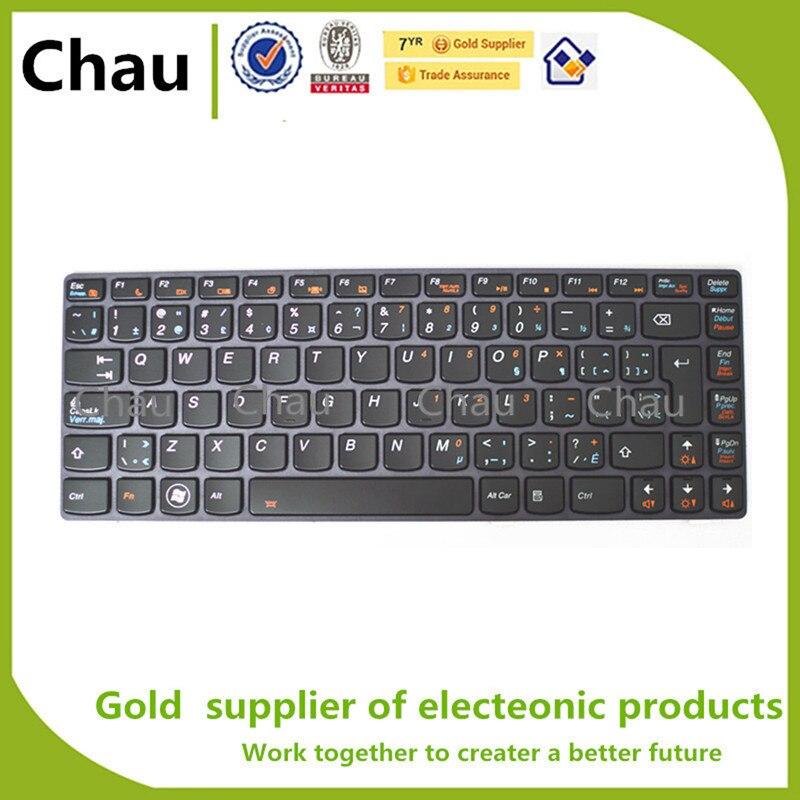 Новая клавиатура для Lenovo Y480 Y480A Y480N Y480P Y485 Y485P Y480M, 25202980