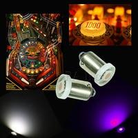 PA 30 개 x 5050 1SMD Ba9s 오토바이 LED 램프