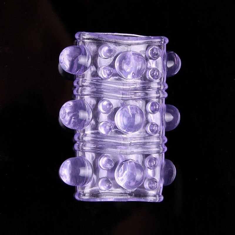 ขายร้อนชาย Delay Cock ของเล่นอุปกรณ์ Chastity Scrotum แหวนแขน Cage ผู้ใหญ่ของเล่นสำหรับชาย Ball Stretcher