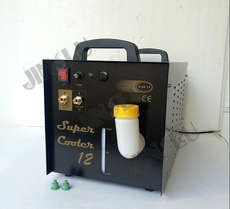 Refroidisseur d'eau, l'eau De Refroidissement Réservoir 15L Pour TIG MIG MAG Machine De Soudage