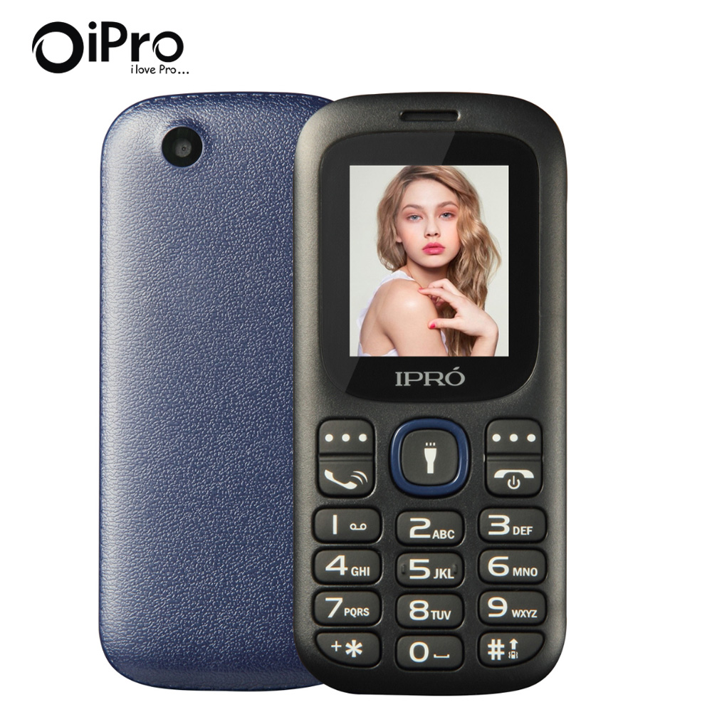 IPRO I3185 Unlocked Mobile Phone SC6531DA 1 77 Inch English Spanish Portuguese GSM Dual SIM Cell