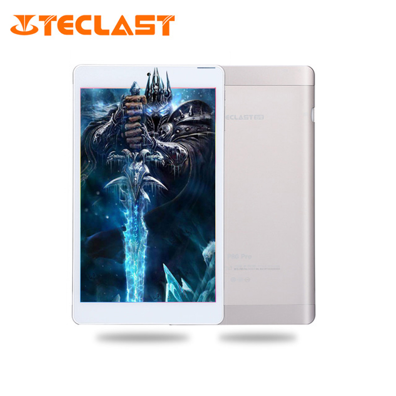 Teclast P80 Pro tablets MTK8163 Quad Core 1.3GHz Android 7.0 Tablet PC 2GB RAM 32GB ROM WiFi HDMI Dual Cameras tablet android ipega pg 9701 7 quad core android 4 2 gaming tablet pc w 2gb ram 16gb rom holder hdmi black