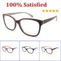 Frete grátis 2016 novo produto mulheres óculos de armação homens óculos de armação Oculos de Grau Feminino Primavera Dobradiça B40233