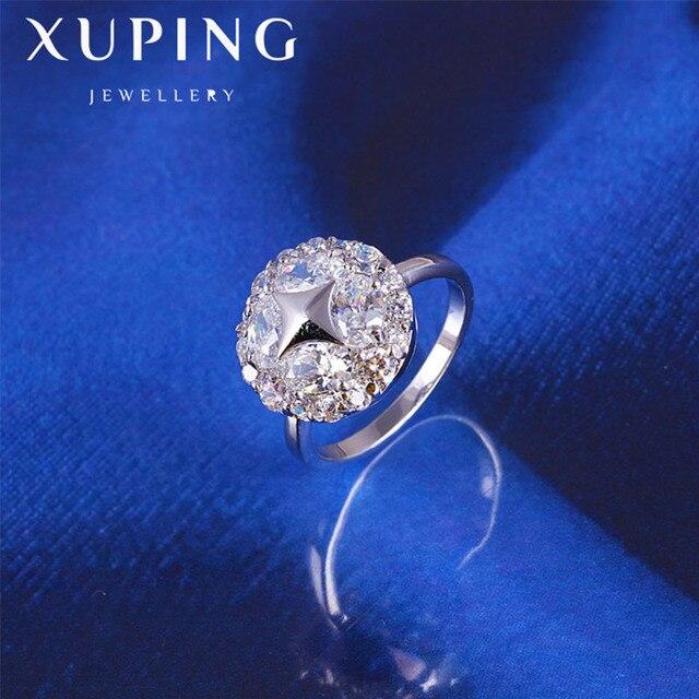 Silver rings clear stone rhinestone costume jewelry designer