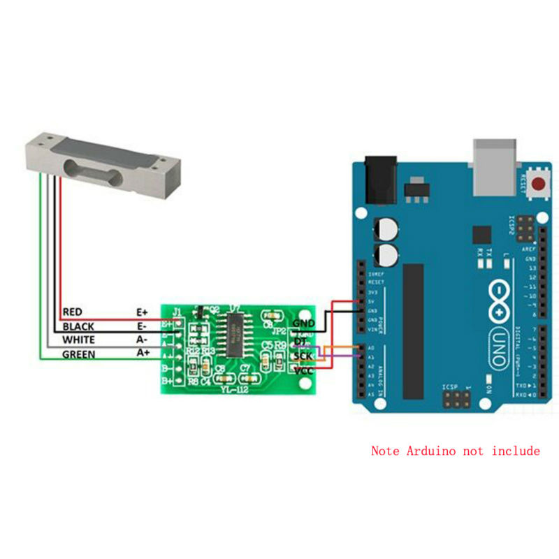 diymall цифровой тензодатчик датчик веса 20 кг портативные электронные кухонные весы + объявление hx711 взвешивания монтажные модуль для arduino