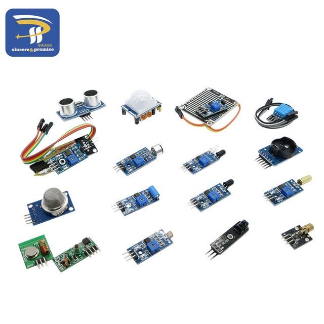 16pcs/lot Smart Electronics For Raspberry pi 2 3 the sensor module ...