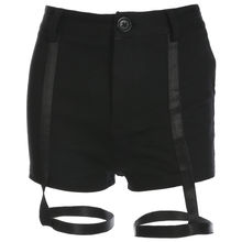 HEYounGIRL Bandage High Waist Sexy Shorts Black Bodycon Dance Party Club Shorts Hip Wrap Elastic Korean Style Hot Short Pants