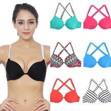 372319f04afc Compra string top bikini y disfruta del envío gratuito en AliExpress.com
