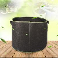 5 Pack Potato Grow Container Bag DIY Planter PE Cloth Planting Vegetable Gardening Thicken Vegetable Pot Planting Grow Bag