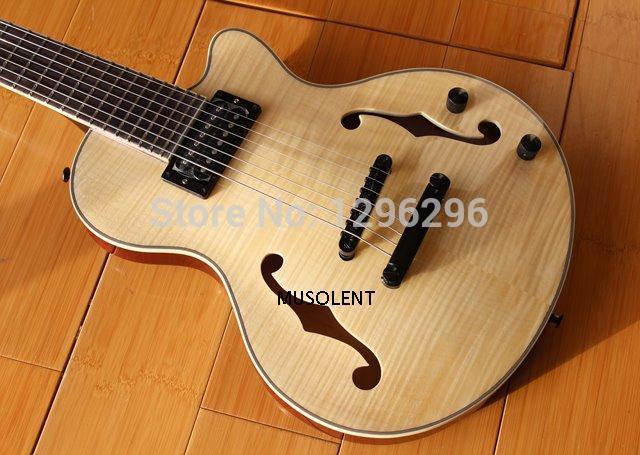 free shipping ebony fingerboard seven string guitar wholesale high quality electric guitar in. Black Bedroom Furniture Sets. Home Design Ideas