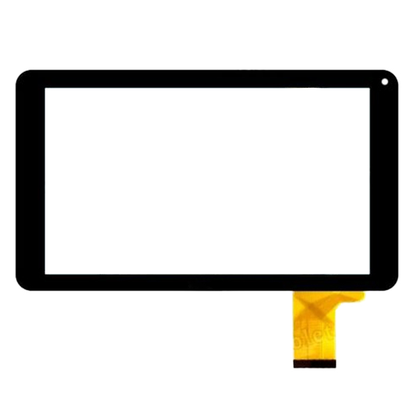 9 inch Touch Screen Digitizer Glass For GoClever Quantum 900 234*136mm 50Pin goclever 83 2
