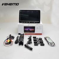 10.1inch Universal DVD Monitor Car Automotive Car Headrest Player Portable Game Console