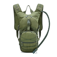 2019 Tactical Hydration Backpack Molle Military Outdoor Camping Hiking Camelback Nylon Camel Water Bladder Bags For Cycling