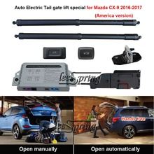 Smart Auto Electric Tail Gate Lift Special for Mazda CX-9 CX9 2016-2017 (America version) 3 in1 special camera wireless receiver mirror monitor diy back up parking system for mazda cx 9 cx9 cx 9 2007 2014