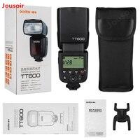 Godox TT600 GN60 2.4G Wireless Camera Flash Speedlite CD15
