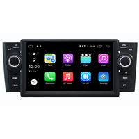 Two Din 7 Inch Car DVD Multimedia Player Stereo For FIAT Linea 2008 Canbus 3G USB